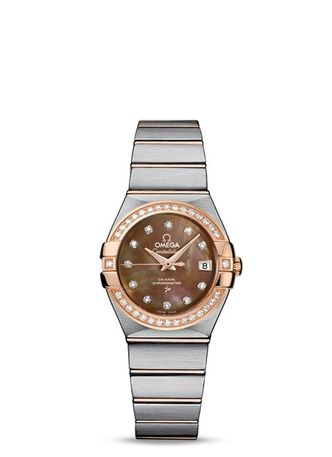 Constellation Omega Co-Axial 27mm - 123.25.27.20.57.001