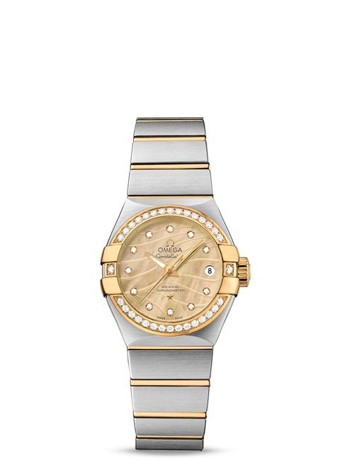 Constellation Omega Co-Axial 27mm - 123.25.27.20.57.002