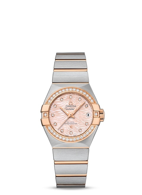Constellation Omega Co-Axial 27mm - 123.25.27.20.57.004