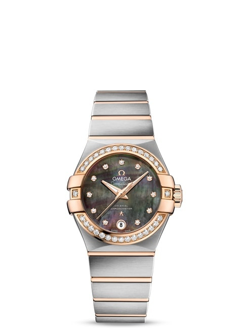 Constellation Omega Co-Axial 27mm - 123.25.27.20.57.006
