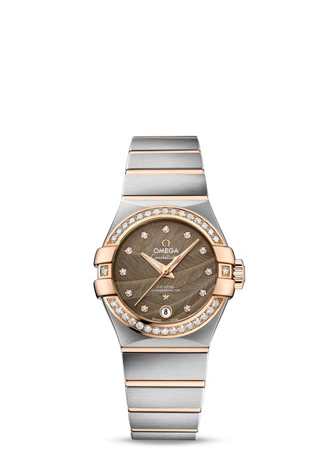 Constellation Omega Co-Axial 27mm - 123.25.27.20.63.001