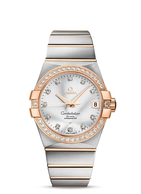 Constellation Omega Co-Axial 38mm - 123.25.38.21.52.001