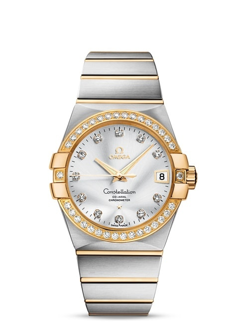 Constellation Omega Co-Axial 38mm - 123.25.38.21.52.002