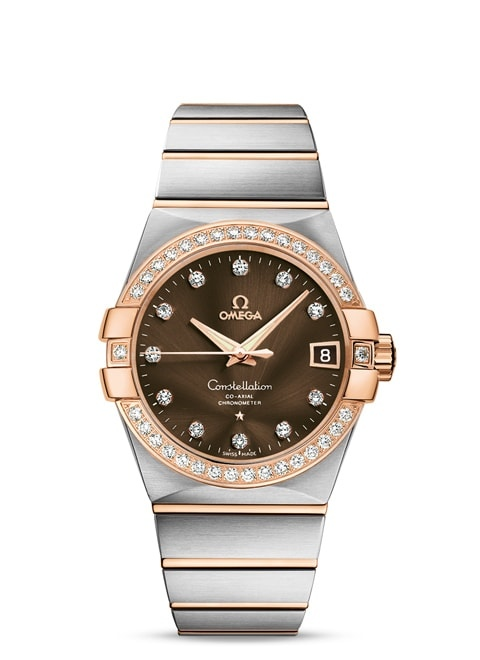 Constellation Omega Co-Axial 38mm - 123.25.38.21.63.001