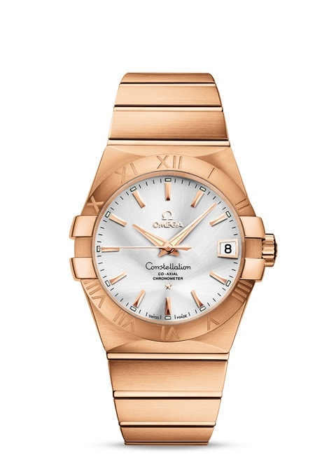 Constellation Omega Co-Axial 38mm - 123.50.38.21.02.001