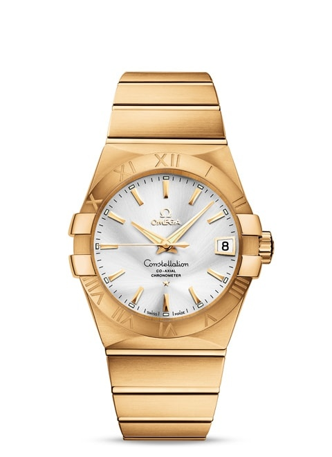 Constellation Omega Co-Axial 38mm - 123.50.38.21.02.002