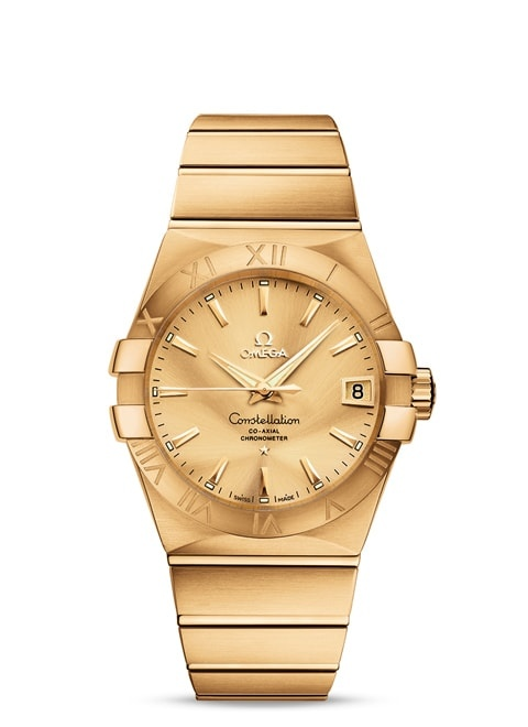 Constellation Omega Co-Axial 38mm - 123.50.38.21.08.001