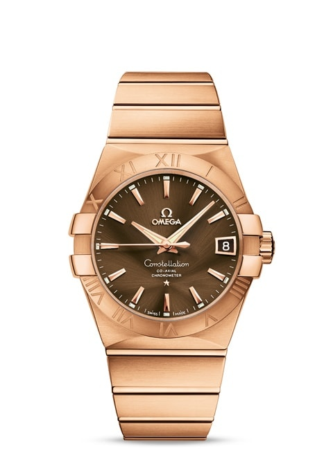 Constellation Omega Co-Axial 38mm - 123.50.38.21.13.001