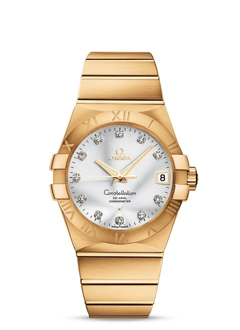 Constellation Omega Co-Axial 38mm - 123.50.38.21.52.002