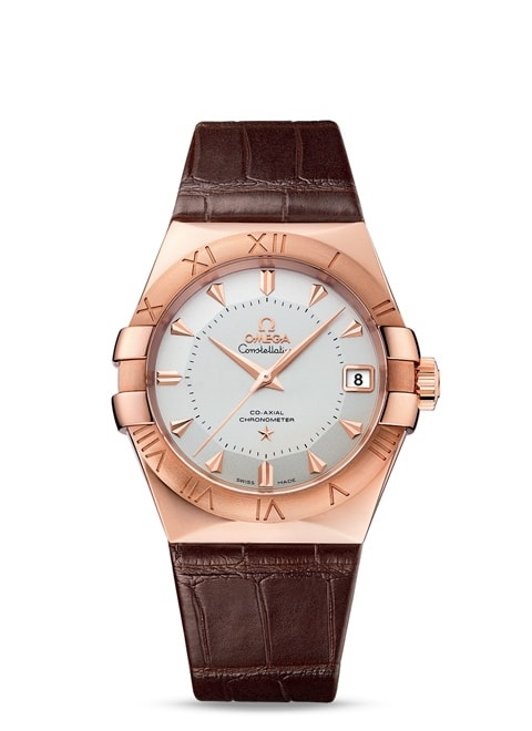 Constellation Omega Co-Axial 38mm - 123.53.38.21.02.001