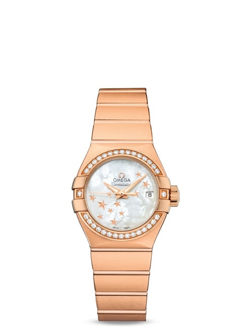 Constellation Omega Co-Axial 27mm - 123.55.27.20.05.003