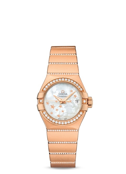 Constellation Omega Co-Axial 27mm - 123.55.27.20.05.004