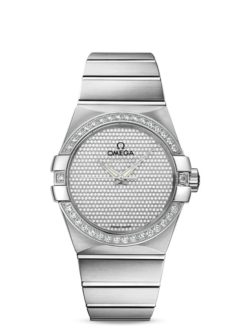 Constellation Omega Co-Axial 38mm - 123.55.38.20.99.001
