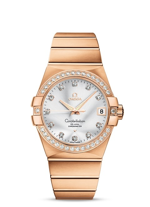 Constellation Omega Co-Axial 38mm - 123.55.38.21.52.001