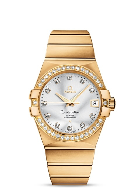 Constellation Omega Co-Axial 38mm - 123.55.38.21.52.002