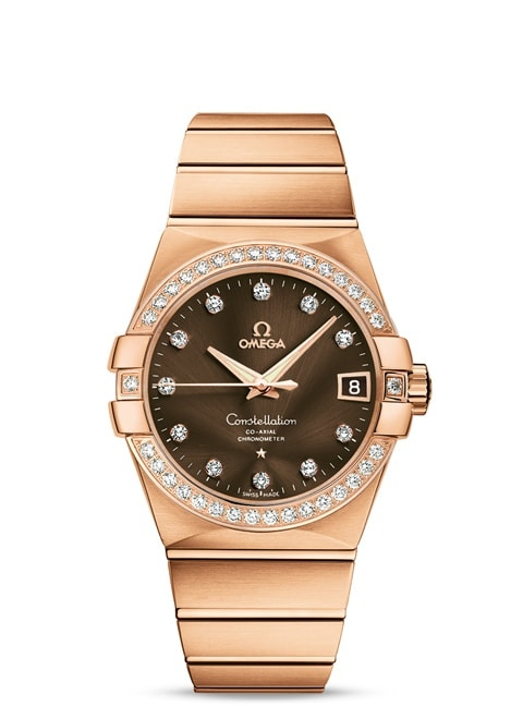 Constellation Omega Co-Axial 38mm - 123.55.38.21.63.001