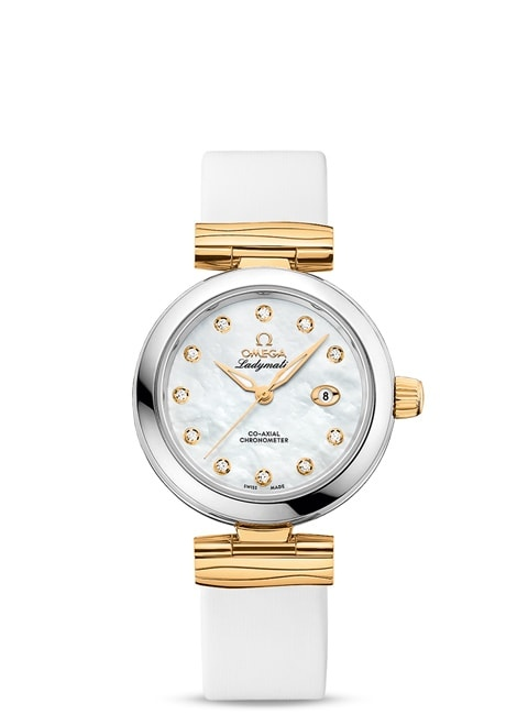 Ladymatic Omega Co-Axial 34 mm - 425.22.34.20.55.003