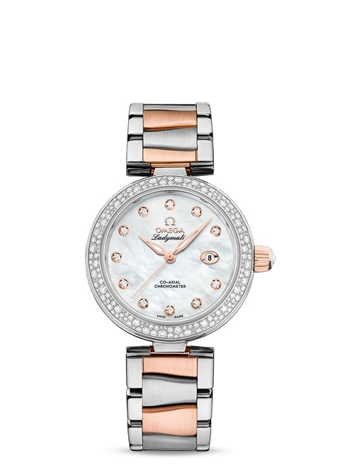 Ladymatic Omega Co-Axial 34 mm - 425.25.34.20.55.004