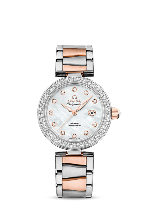 De Ville Ladymatic Omega Co-Axial 34 mm - 最小管理単位 425.25.34.20.55.004