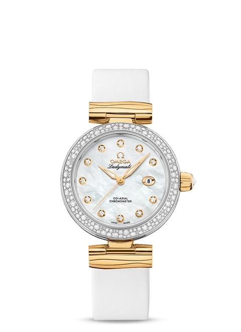 Ladymatic Omega Co-Axial 34 mm - 425.27.34.20.55.003