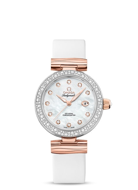 Ladymatic Omega Co-Axial 34 mm - 425.27.34.20.55.004