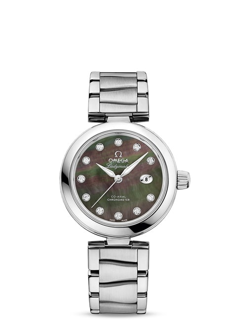Ladymatic Omega Co-Axial 34 mm - 425.30.34.20.57.004
