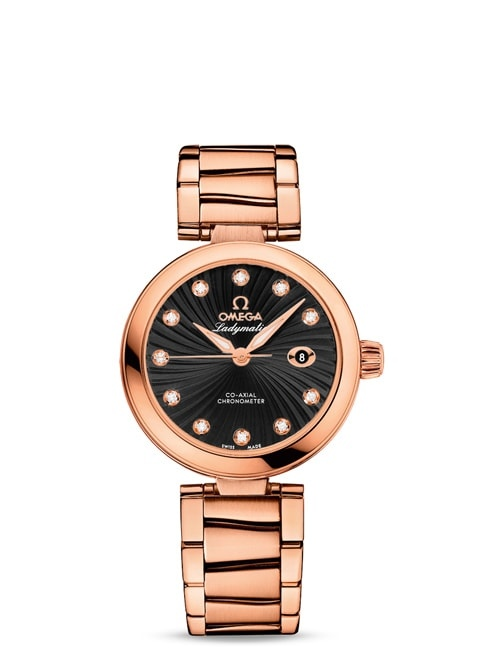 Ladymatic Omega Co-Axial 34 mm - 425.60.34.20.51.001