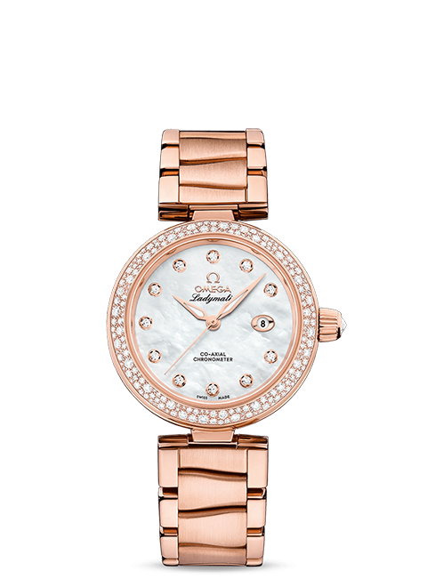 De Ville Ladymatic Omega Co-Axial 34mm - 最小管理単位 425.65.34.20.55.010