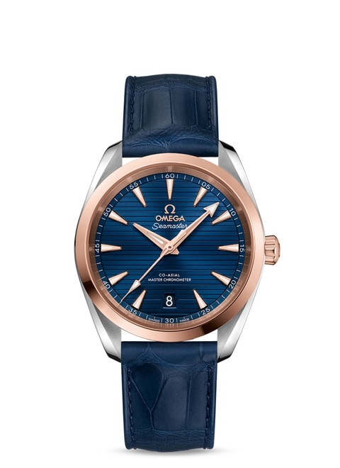 Aqua Terra 150M Omega Co-Axial Master Chronometer 38 mm - 220.23.38.20.03.001