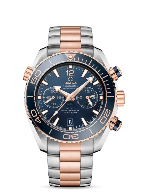 Planet Ocean 600M Omega Co-Axial Master Chronometer Chronograph 45.5mm - 215.20.46.51.03.001