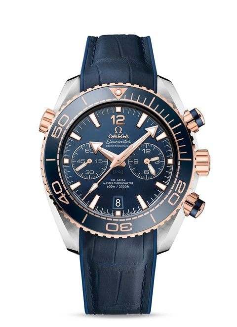 Planet Ocean 600M Omega Co-Axial Master Chronometer Chronograph 45.5mm - 215.23.46.51.03.001