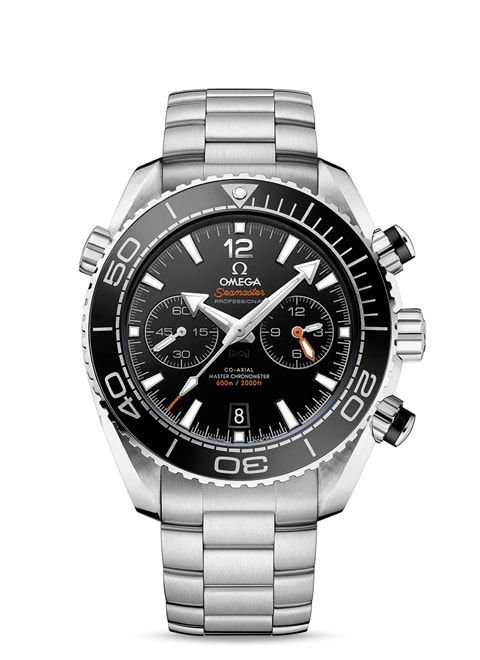 Planet Ocean 600M Omega Co-Axial Master Chronometer Chronograph 45.5mm - 215.30.46.51.01.001