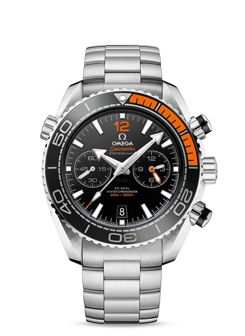 Planet Ocean 600M Omega Co-Axial Master Chronometer Chronograph 45.5mm - 215.30.46.51.01.002