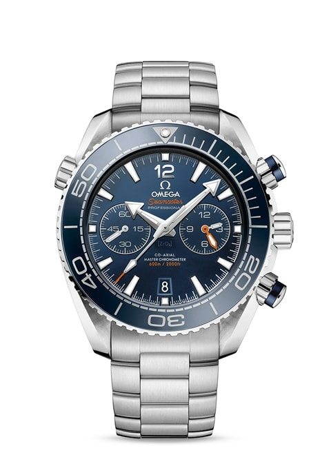 Planet Ocean 600M Omega Co-Axial Master Chronometer Chronograph 45.5mm - 215.30.46.51.03.001