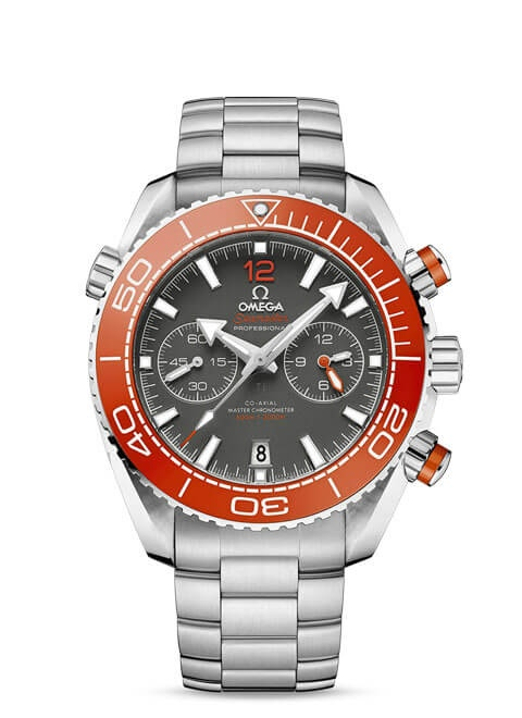 Planet Ocean 600M Omega Co-Axial Master Chronometer Chronograph 45.5mm - 215.30.46.51.99.001