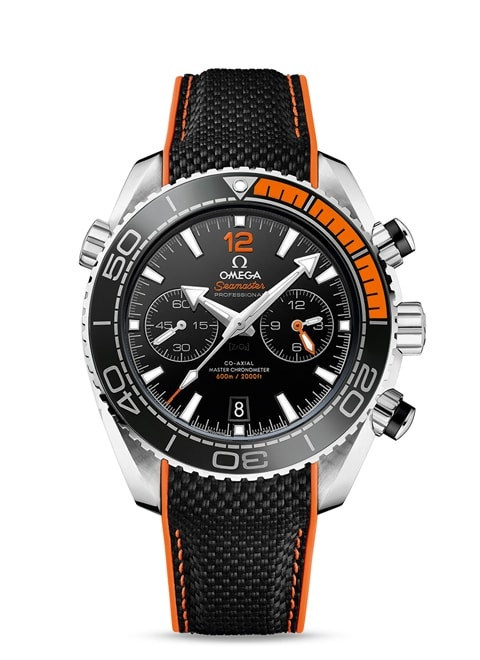 Planet Ocean 600M Omega Co-Axial Master Chronometer Chronograph 45.5mm - 215.32.46.51.01.001