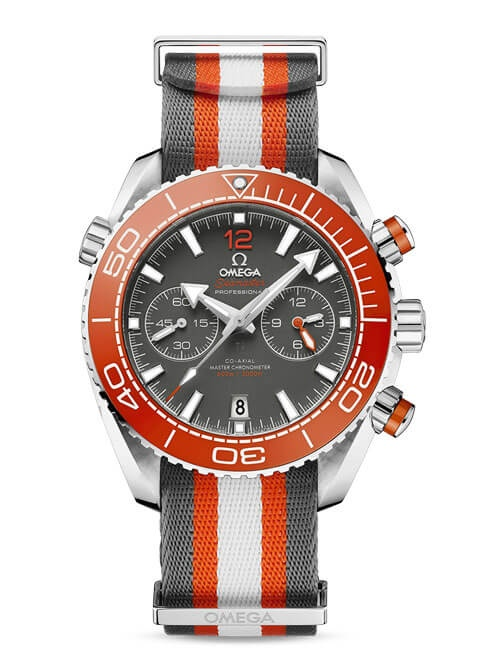 Planet Ocean 600M Omega Co-Axial Master Chronometer Chronograph 45.5mm - 215.32.46.51.99.001