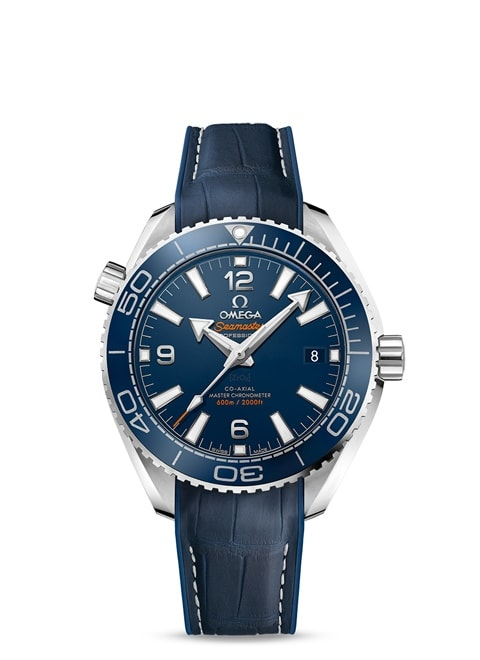 Planet Ocean 600M Omega Co-Axial Master Chronometer 39.5 mm - 215.33.40.20.03.001
