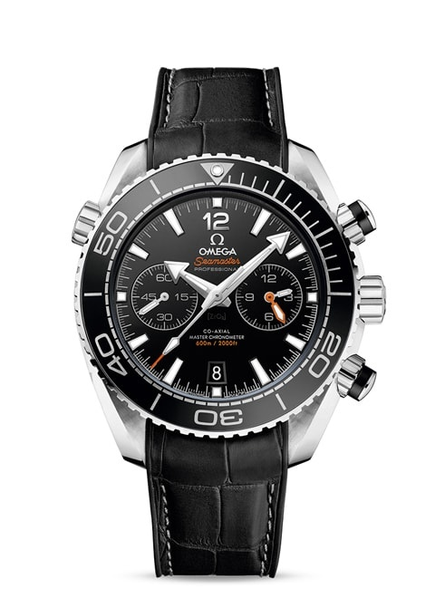 Planet Ocean 600M Omega Co-Axial Master Chronometer Chronograph 45.5mm - 215.33.46.51.01.001