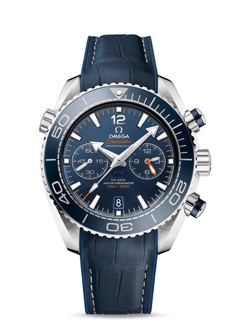 Planet Ocean 600M Omega Co-Axial Master Chronometer Chronograph 45.5mm - 215.33.46.51.03.001