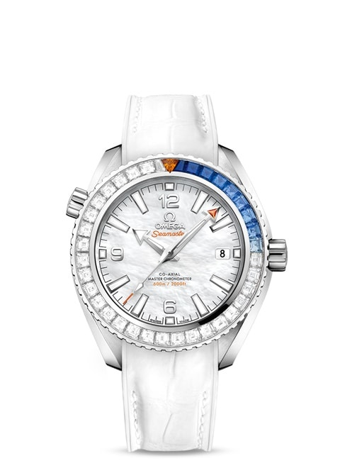 Planet Ocean 600M Omega Co-Axial Master Chronometer 39.5 mm - 215.58.40.20.05.001