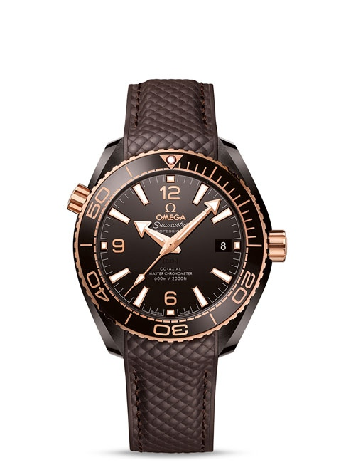 Planet Ocean 600M Omega Co-Axial Master Chronometer 39.5 mm - 215.62.40.20.13.001