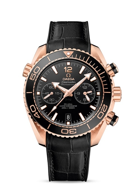 Planet Ocean 600M Omega Co-Axial Master Chronometer Chronograph 45.5mm - 215.63.46.51.01.001