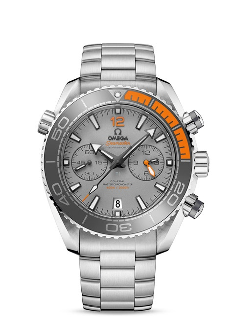 Planet Ocean 600M Omega Co-Axial Master Chronometer Chronograph 45.5mm - 215.90.46.51.99.001