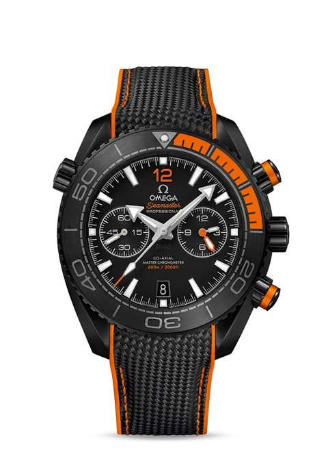Planet Ocean 600M Omega Co-Axial Master Chronometer Chronograph 45.5mm - 215.92.46.51.01.001