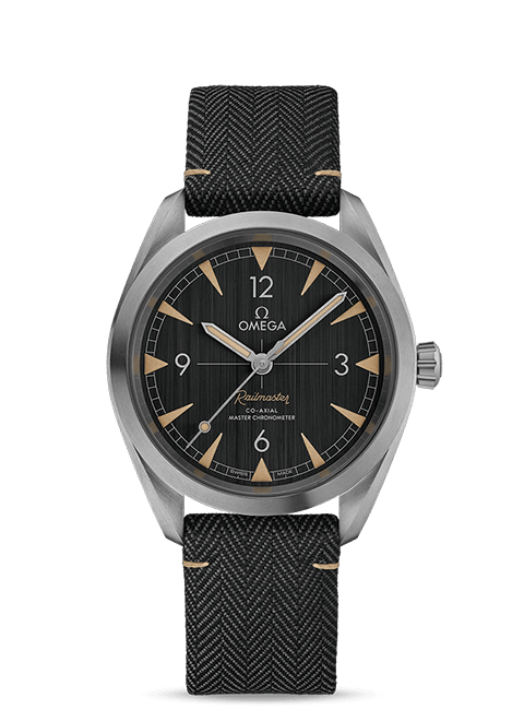 Seamaster Railmaster Omega Co-Axial Master Chronometer 40 mm - 最小管理単位 220.12.40.20.01.001