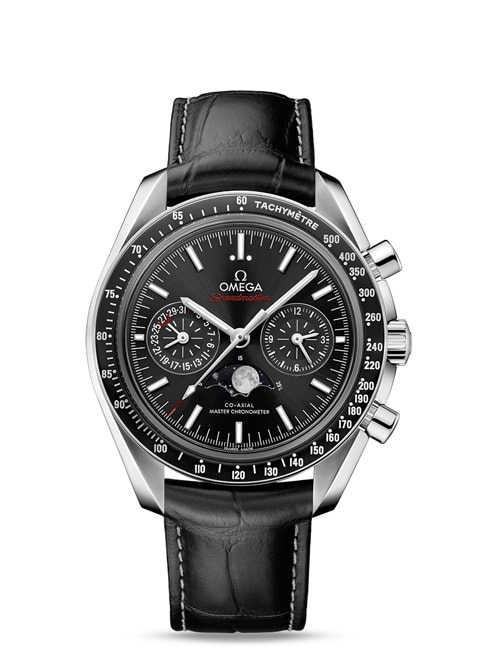Moonwatch Omega Co-Axial Master Chronometer Moonphase Chronograph 44.25 mm - 304.33.44.52.01.001