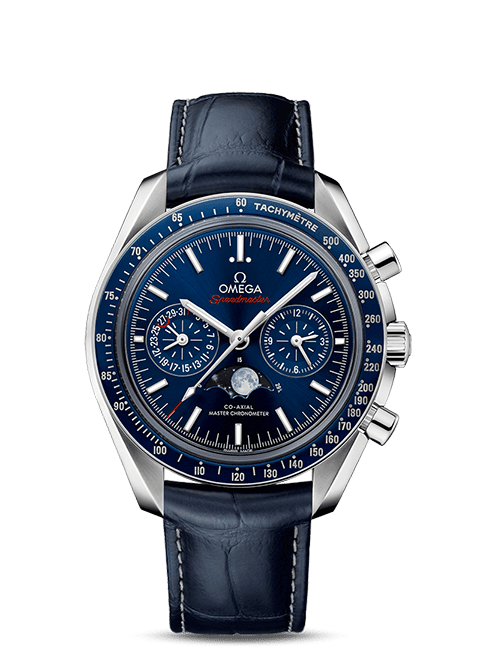 Speedmaster Moonwatch Omega Co-Axial Master Chronometer Moonphase Chronograph 44.25 mm - 最小管理単位 304.33.44.52.03.001