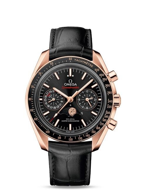 Moonwatch Omega Co-Axial Master Chronometer Moonphase Chronograph 44.25 mm - 304.63.44.52.01.001