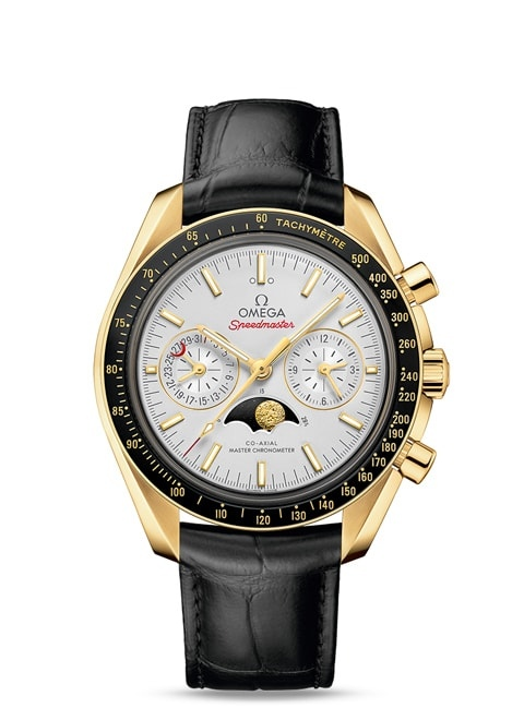 Moonwatch Omega Co-Axial Master Chronometer Moonphase Chronograph 44.25 mm - 304.63.44.52.02.001